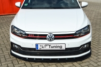 Cup Frontspoilerlippe für VW Polo 6 GTI 2G (AW)