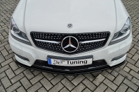Cup Frontspoilerlippe ABS C W204 AMG INE-20520031DAMGL-ABS