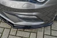 Cup Frontspoilerlippe ABS Seat Leon 5F Facelift FR Cupra ABE