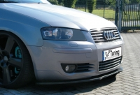 Cup Frontspoilerlippe für Audi A3 8PA Bj. 2004-2008